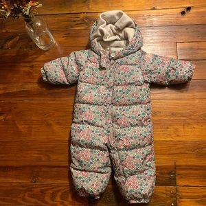 Kids snow suit